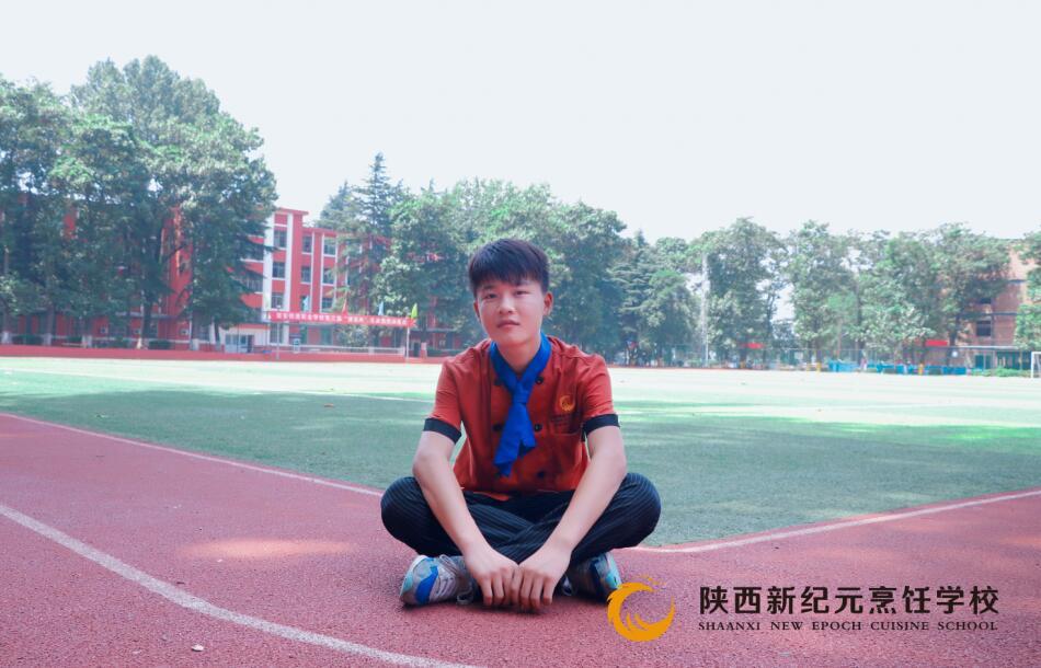 <b>【新生故事】刘扬天:一个阳光男孩的筑梦之路</b>