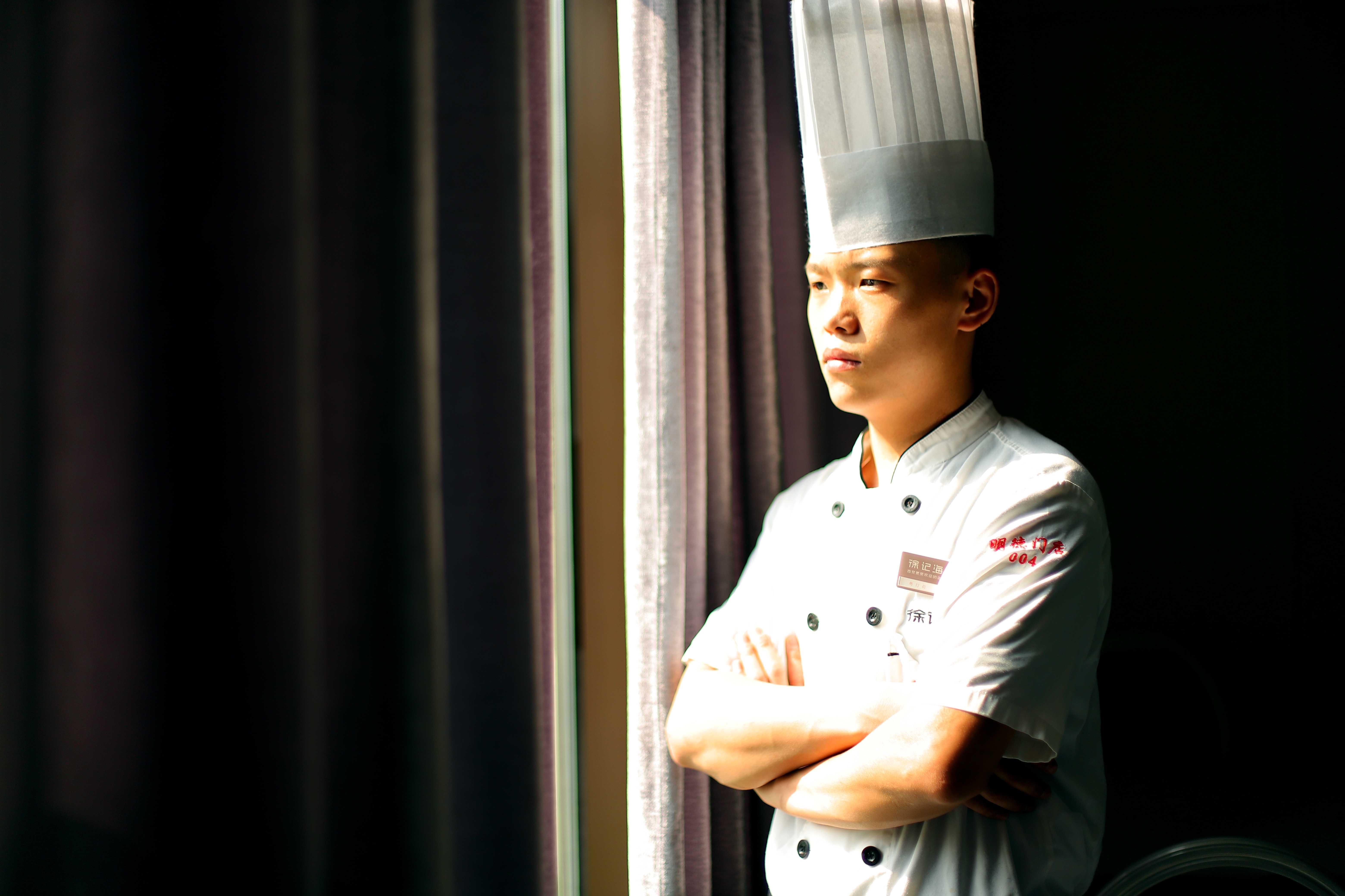 <b>陕西新纪元烹饪学校毕业学子郭鹏飞:脚踏实地,扬帆起航</b>