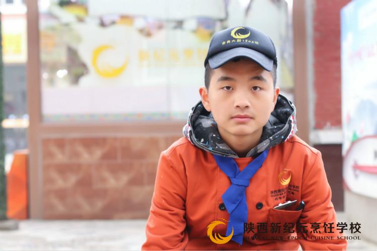 <b>【新生故事】彭涛:只要学到真本领 不怕毕业难就业</b>