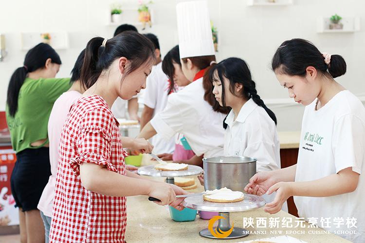 大师公开课_陕西新纪元烹饪学校
