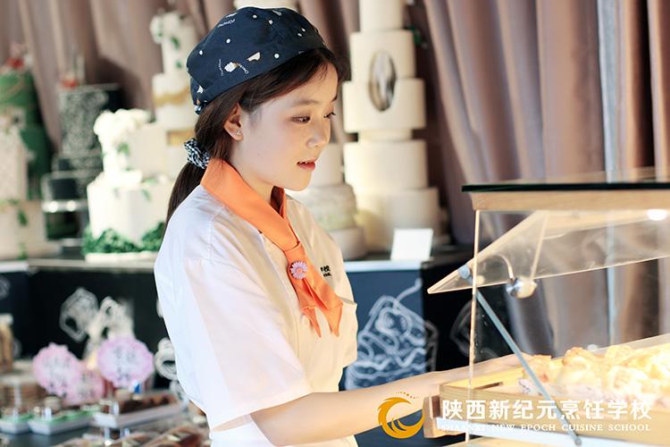 新生-吕敏婷_陕西新纪元烹饪学校
