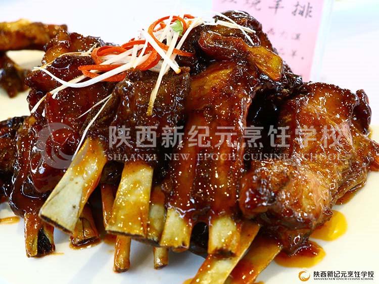 家常菜_陕西新纪元烹饪学校