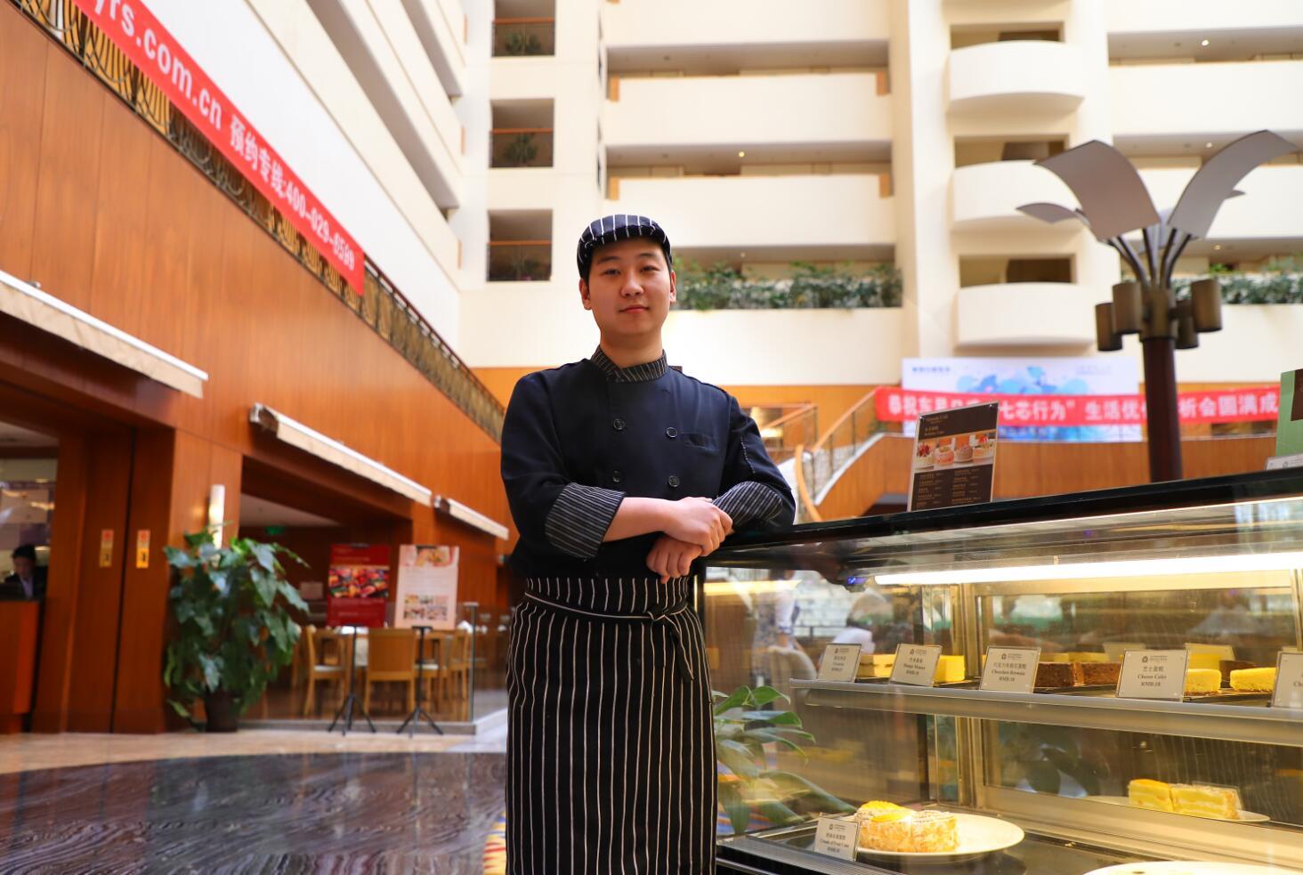 <b>陕西新纪元烹饪学校毕业学子陈泽山:感恩母校,饮水思源</b>