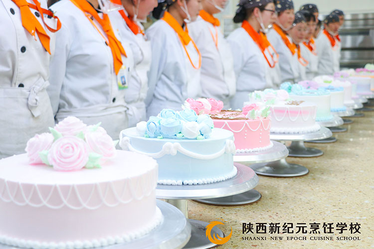 学厨师,烹饪培训,厨师学校,陕西新纪元烹饪学校