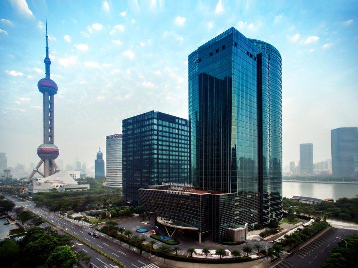 <b>【校企合作】上海凯宾斯基大酒店</b>