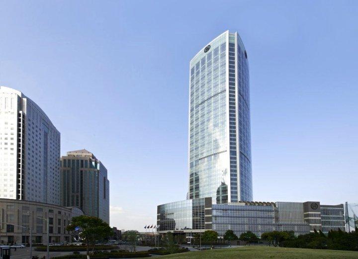 <b>【校企合作】上海外高桥喜来登酒店</b>