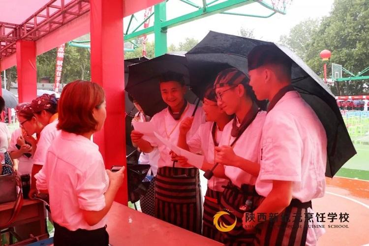 <b>陕西新纪元烹饪学校学厨师有哪些就业保障?</b>